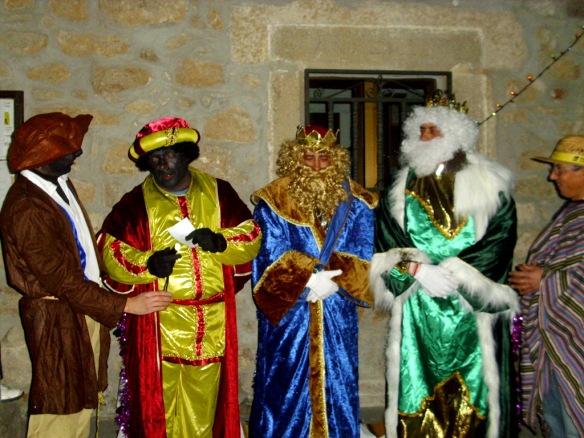Reyes Magos Navidad Nava de Francia