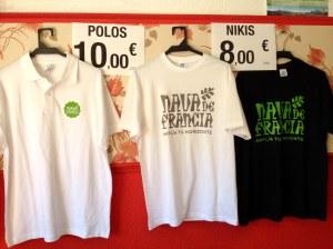 Camisetas Nava de Francia - Agosto 2014
