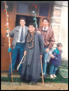 Nava de Francia - Fiesta del Perrero 1990